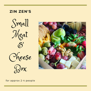 Meat & Cheese Box - Small