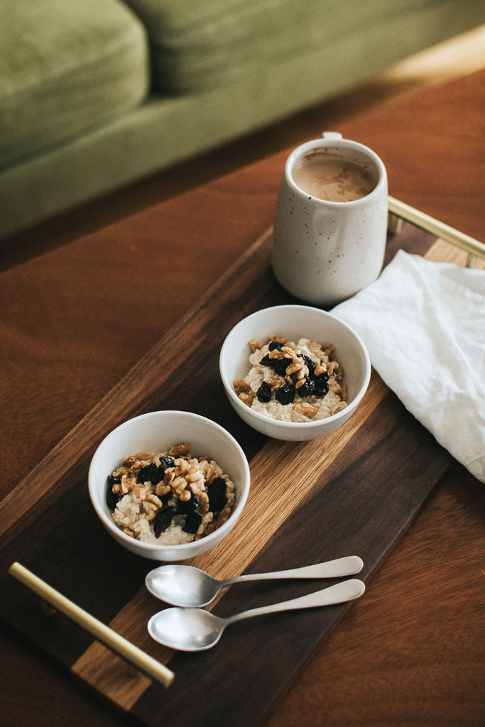Chai overnight oats