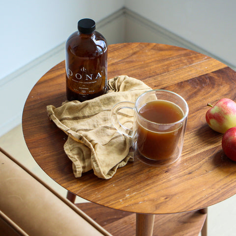 chai spiced hot apple cider recipe