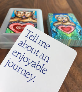 Tell me about an enjoyable journey.