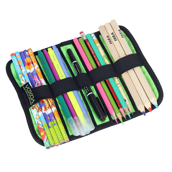 Roll-up Electronics Travel Organizer