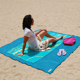 Large Camping/Picnic Pocket Beach Mat