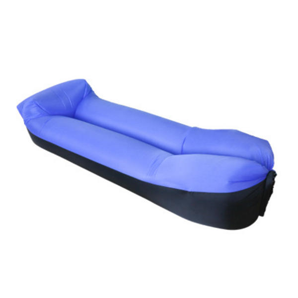 Double layer Air Inflatable Lazy Sofa Pillow