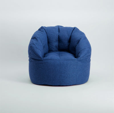 Luna Chair- Linen Fabric