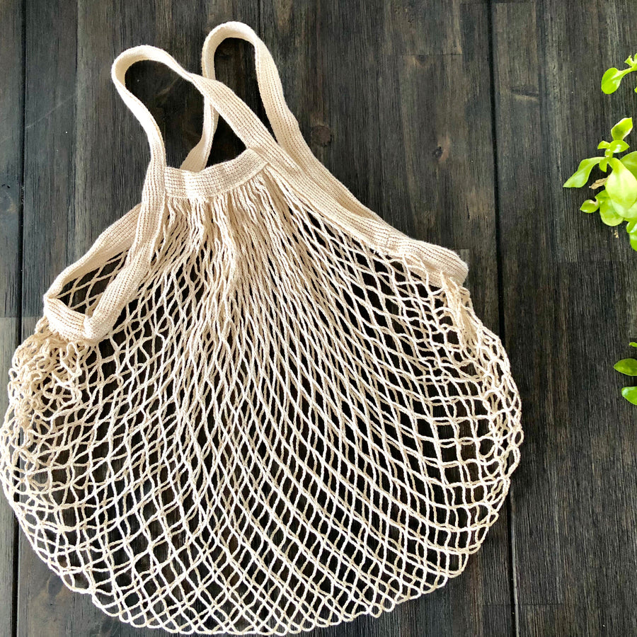 ECO Cotton Grocery String Bags