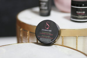 Shabacare 24K Gold Hydrogel Under Eye Pads