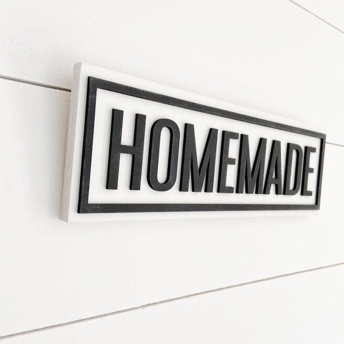 "12"" Farmhouse Word Signs"