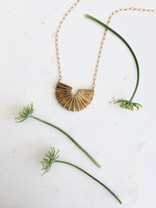 Murmure necklace