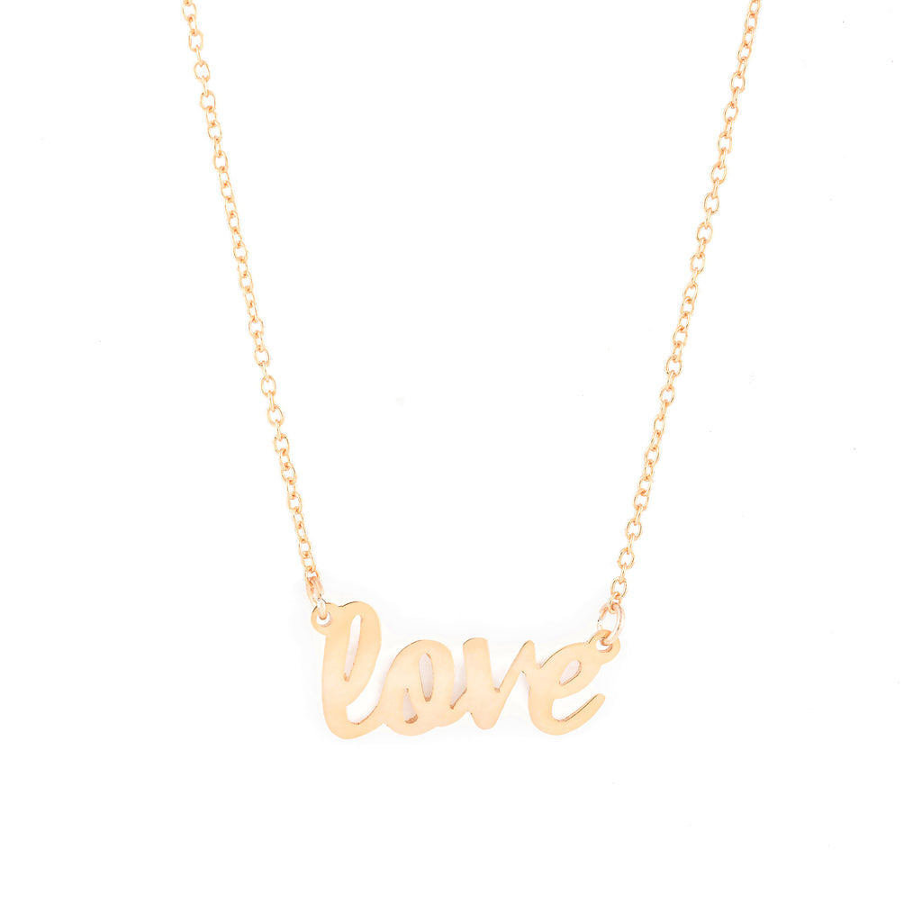 Delighted Love Gold Pendant Contemporary - Jewelry Collection ...
