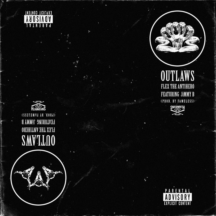 OUTLAWS Feat. JIMMY B (Single)