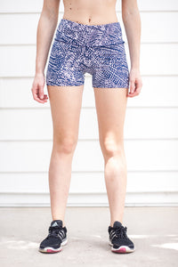 "ECO ""Fireflies"" Performance Shorts - Trampoline Activewear"