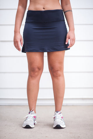 "ECO ""Black"" Ultimate Skort - Trampoline Activewear"
