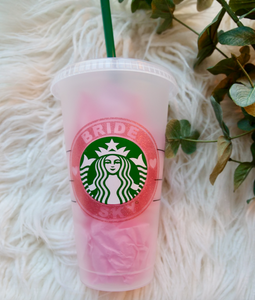 Iced Starbucks Cup