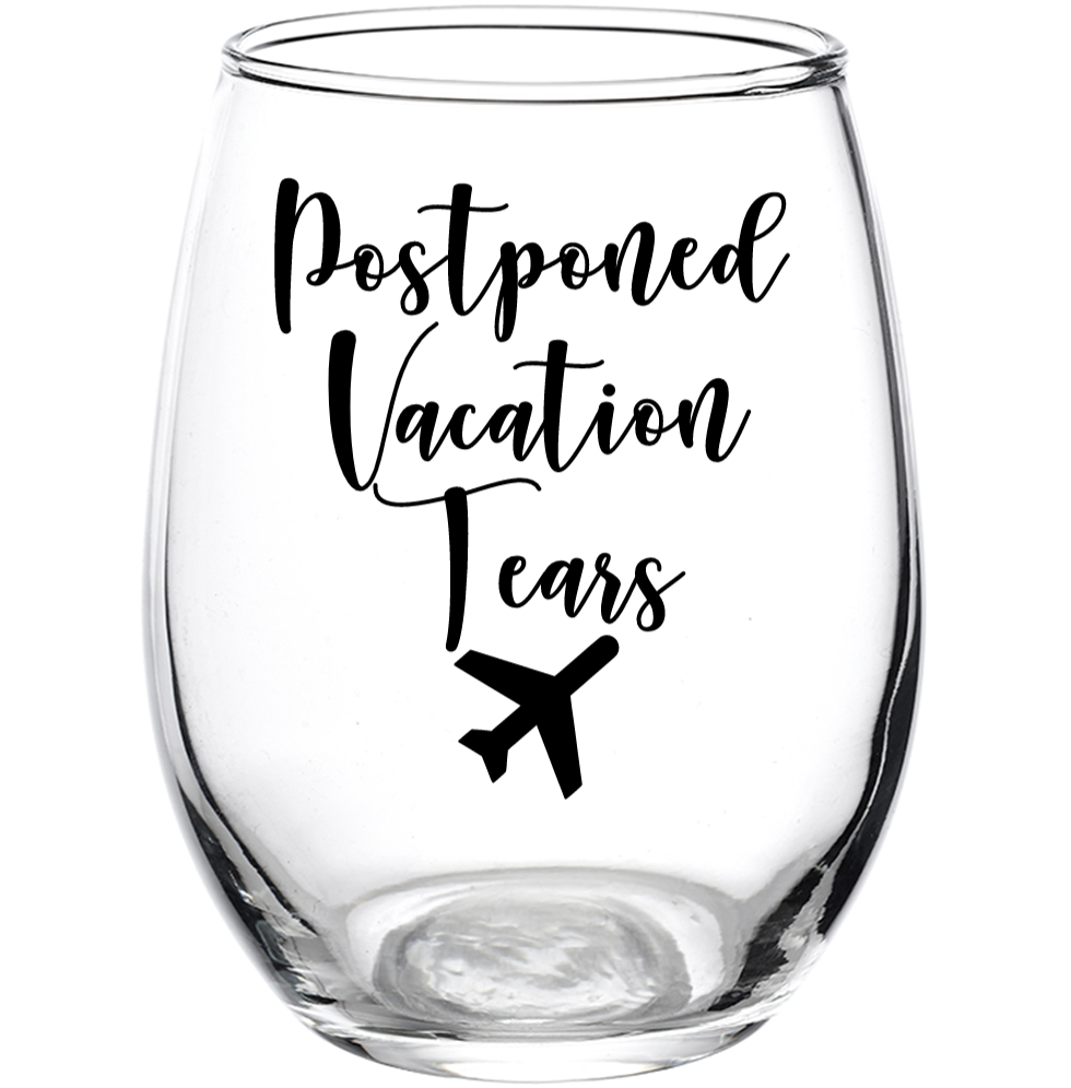 Postponed Vacation Tears