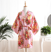 Load image into Gallery viewer, Light Pink Robe