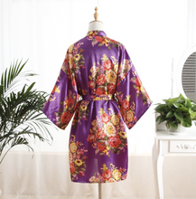 Load image into Gallery viewer, Purple Robe