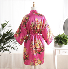 Load image into Gallery viewer, Fuchsia Robe
