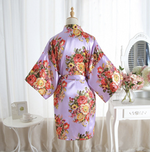 Load image into Gallery viewer, Lavender Robe