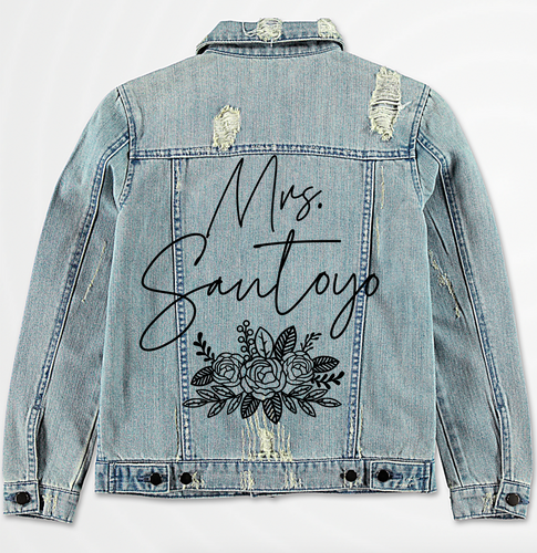 Mrs. Denim Jacket