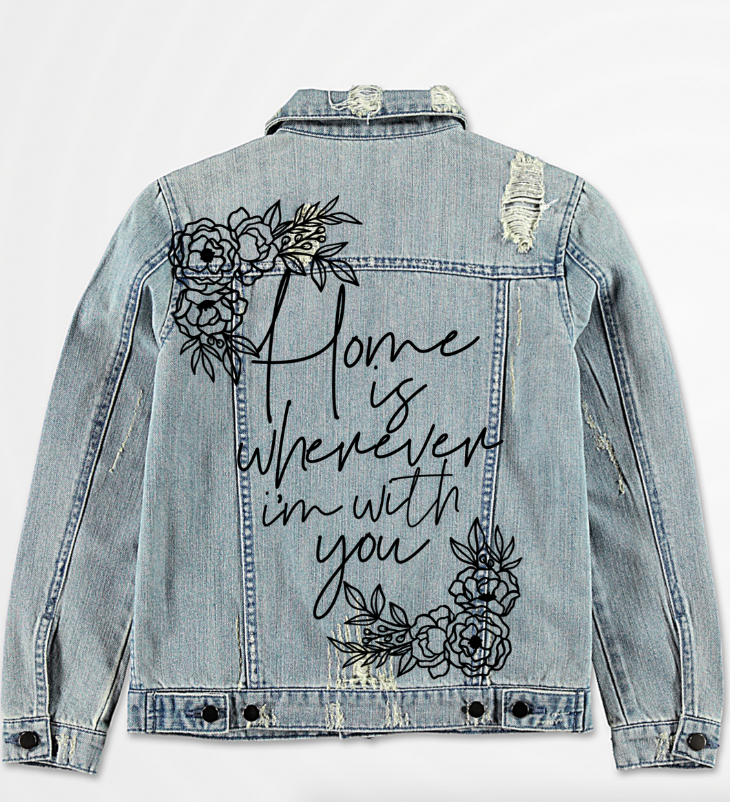 Home Denim Jacket