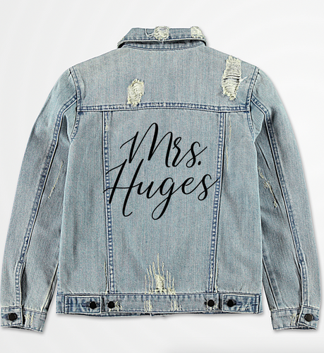 Jane Denim Jacket