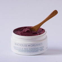 Hibiscus & Red Ginseng Mask 100g