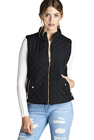 Quillted Padded Vest