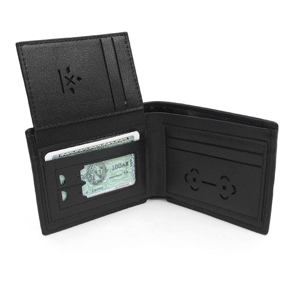Bi Fold Wallet and touch screen stylus pens