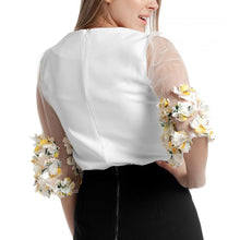Corsage Sleeve Top