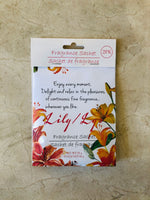 2 pack Fragrance Sachet