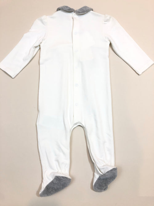 Plush Footie onesie