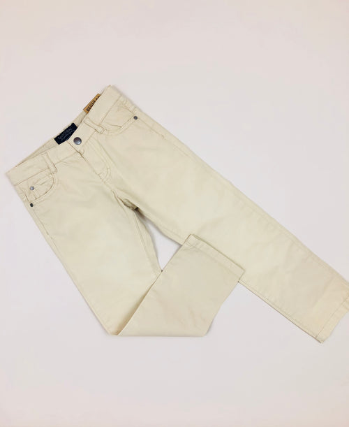 Sesame twill trousers