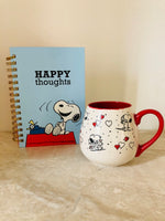 Gift set - Happy Thoughts & Mug