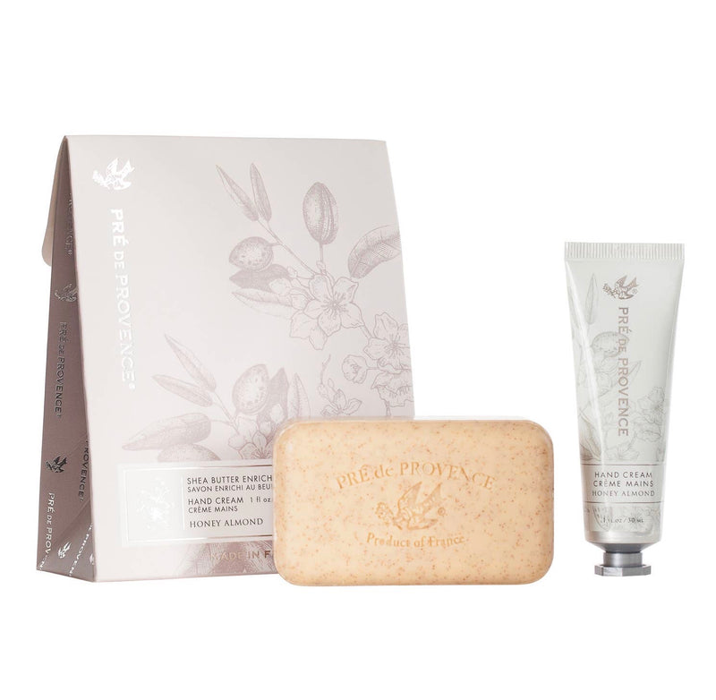 Luxurious bath soap and lotion gift set