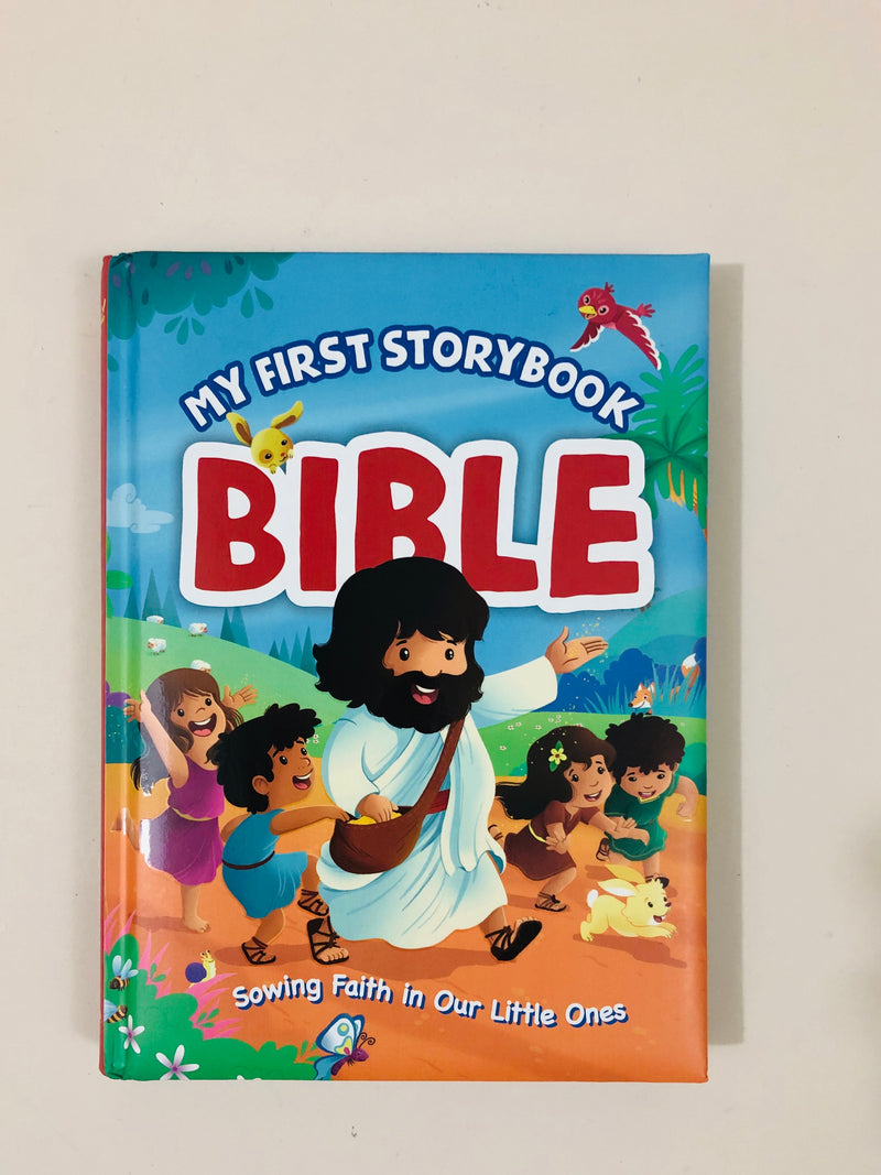 My first story book Bible