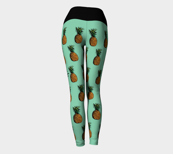 Pineapple Leggings Full