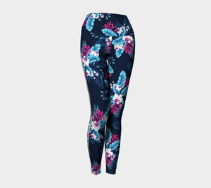 Fruit of the Spirit Tropical Legging