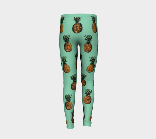 Pineapple Legging Youth