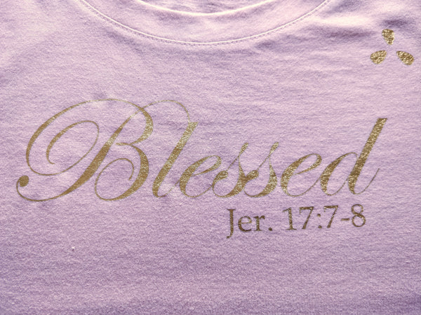 Blessed Sleeveless Tee
