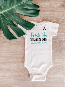 Onesie - Teach Me, Train Me