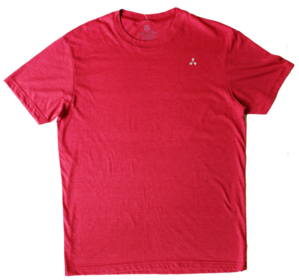 Triblend Heathered Tee