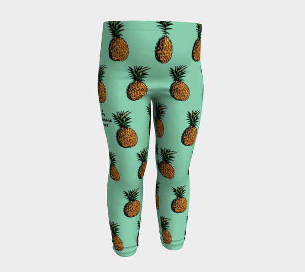 Baby Pineapple Leggings