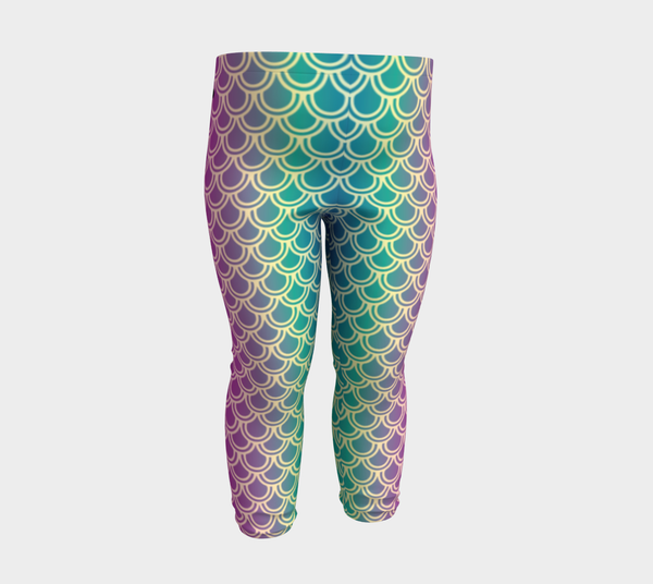 Baby Mermaid Leggings
