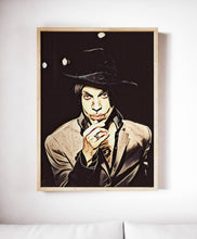 Prince Painting Poster Art Painting Print Canvas