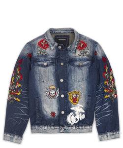 Combat Denim Jacket