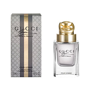Gucci Made To Measure Eau de Toilette Spray for Men, 1.6 Ounce