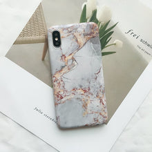 White Marble TUP iPhone X Case