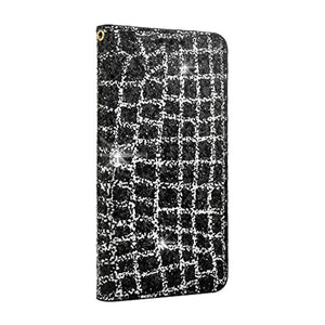 Galaxy S9/S9 Plus Glitter Wallet Case