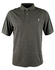 Polo Ralph Lauren Mens Big & Tall Signature Waffle Knit Polo Shirt