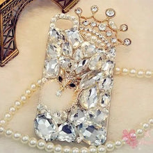 iPhone 7 Plus Crystal Diamond Case